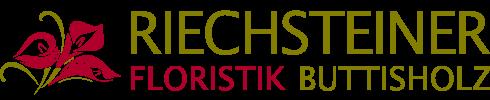 Riechsteiner Floristik Buttisholz Logo